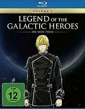 Legend of the Galactic Heroes: Die Neue These Vol.1 ... | DVD | Zustand sehr gut