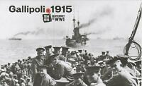 AUSTRALIA GALLIPOLI 1915 STAMP PACK - MINT & PERFECT Cond