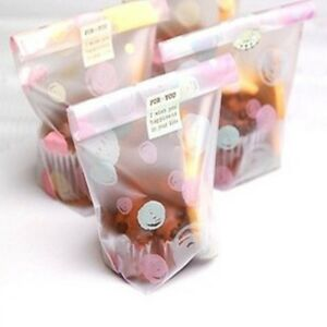 30 x Pink Bubble Bags Candy treat lolly favours cello party non-self-adhesive