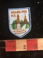 Gran Pre Nova Scotia Acadian People National Historic Site Canada Patch 90J8