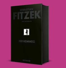 Der Heimweg - Sebastian Fitzek - LIMITIERTE ERSTAUFLAGE!!!!