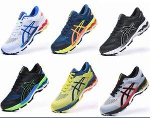 Herren Klassisches Sneaker Asics GEL-KAYANO26 Fitness Atmungsaktive Laufschuhe