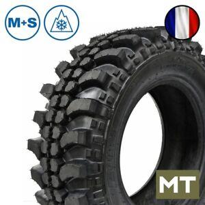 215/70 R15 SMX modèle copie Pneu 115Q 4x4 Mud Terrain MT SUV M+S 3PMSF