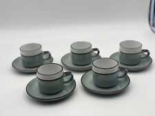 More details for denby romance - tea cup and saucer x 5