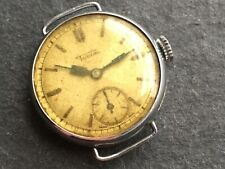 Vintage Ladies Tudor Watch - 15 Jewel Manual Wind Wristwatch - Spares Or Repair