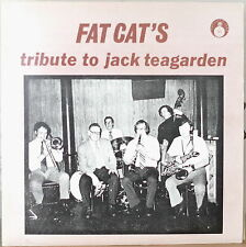 FAT CAT'S TRIBUTE TO JACK TEAGARDEN-NM1975LP