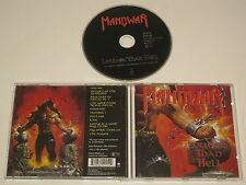 Manowar/Louder than Hell (Geffen/Ged 24925) CD Album