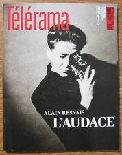 Télérama 3348 Alain Resnais Ethis Météo France Tennant Rameau Gotlib