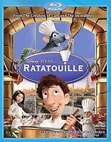 Ratatouille Blu-ray Disc 2007 Disney Pixar