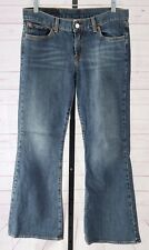 Lucky Brand Dungarees Sweet N' Low Short Inseam Bootcut Jeans, Women's Size 8/29