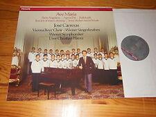 AVE MARIA - JOSE CARRERAS, U-C HARRER / HOLLAND-LP 1984 MINT-