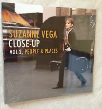 SUZANNE VEGA CD CLOSE-UP VOL2 PEOPLE & PLACES 2502 2010 POP/ROCK