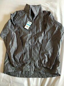 BNWT Millets Rain Jacket Medium Size , Metallic Grey, new unused condition