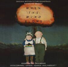 When The Wind Blows (Original Motion Picture Soundtrack) ( CD - Album )