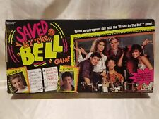 Vintage 1992 Saved By the Bell Board Game Pressman
