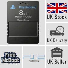Tarjetas de memoria para consolas de videojuegos con 8MB de almacenamiento