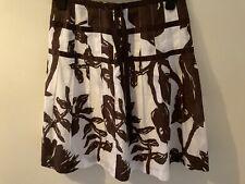 GAP Skirt Size 8 Pattern Autumn