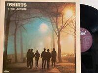 The Shirts ‎– Street Light Shine LP 1979 Capitol Records ‎– ST-11986 VG+