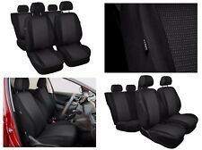 Seat covers  for TOYOTA AVENSIS SALOON 2003 - 2008  full set black