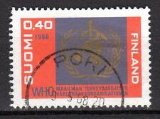Finland - 1968 20 years WHO Mi. 642 VFU
