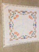 Vintage German Tablecloth