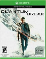 Quantum Break (Microsoft Xbox One, 2016) - BRAND NEW! Ships fast!