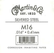 Martin M142 - tirant 16 - Corde Guitare Acoustique