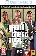 Grand Theft Auto V Premium Online Edition - Rockstar PC Code numérique - [FR/EU]
