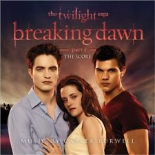 The Twilight Saga: Breaking Dawn - Part 1 [The Score By Carter Burwell] -