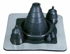 Aztec ROOF FLASHING 115x115mm Black EPDM *USA Brand
