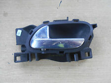 PEUGEOT 207 2009 5 DOOR NSF PASSENGER SIDE FRONT INTERIOR DOOR HANDLE 96555518VD