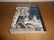 Hyper Police Vol. 2 Manga Graphic Novel Book in English