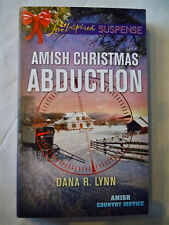 Amish Christmas Abduction (Amish Country Justice) by Dana R. Lynn (2017)Like NEW