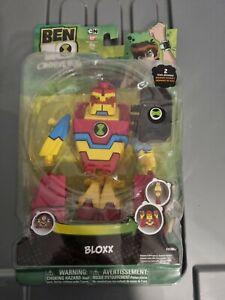 Bandai 2013 - Ben 10 - Bloxx - Action Figure colorful omniverse
