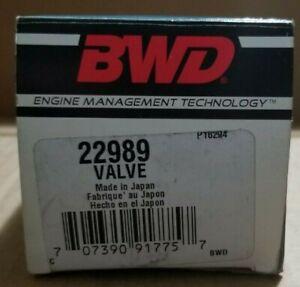 BWD 22989 Intermotor AC340 Fast Idle Valve Solenoid BF