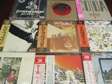 LED ZEPPELIN RARE JAPAN 7 Replica in a Sealed CD Set ZEPPELIN I THRU CODA+BONUS
