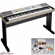 Yamaha YPG-535 88 Key Portable Grand Keyboard + Bonus Accessories