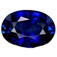 ZAFFIRO Blu. 0.92 cts. VS1. Ceylon, Sri Lanka. Con certificato di autenticità