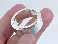Tiffany & Co 925 Silver Unisex Metropolis Wide Band Ring Size 7 /15.8g   181022A