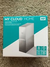 WD - My Cloud Home 8TB Personal Cloud - White