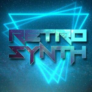 Retro Synth Progressive Synthwave wav midi, mpc, maschine, cubase, logic