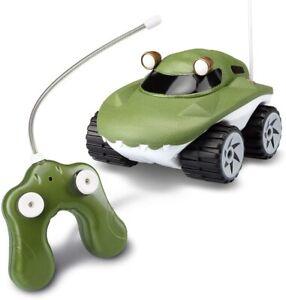 Kid Galaxy Morphibians R/C Amphibious Vehicle Runs On Land, On Water Gator