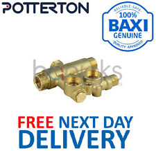 Potterton Gold 24, 28, 33 HE A 3 Way Assembly 7224764 5132456 Genuine Part *NEW*