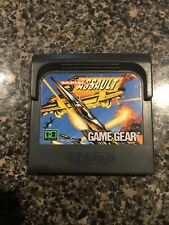 Aerial Assault (Sega Game Gear, 1992) Tested Cart Only