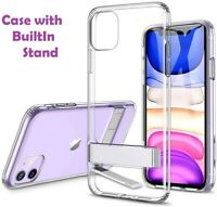 Case For iPhone 11 Pro Max XR XS Max SE SOFT TPU Cover Shockproof Clear Silicone