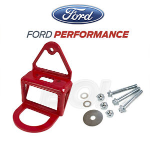 2016-2019 Mustang Shelby GT350 GT350R Ford Performance M-17954-RB Rear Tow Hook