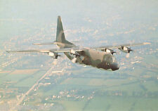 Postcard 541 - Aircraft/Aviation C 130-H Military Transport