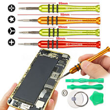 9 In 1 Repair Tools Opening Pry Kit Metal Screwdriver Set For iPhone 7 7Plus