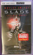 Blade - (UMD, 2005, Marvel) - Traci Lords - Wesley Snipes Sealed! Very Rare!