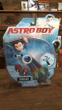 "2009 Astro Boy the Movie Metro City Astro Boy Brand New 6"" Figure Jazwares Rare"